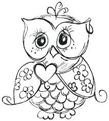 Free Printable Owl Coloring Pages Owls Coloring Pages Free Printable