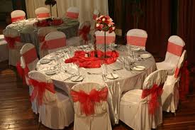 red and silver table decorations. Wine Red And Silver Wedding Decor At Safaripark Hotel Table Decorations
