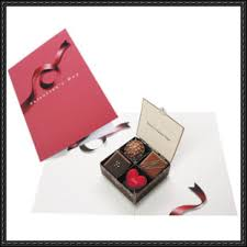 Canon Papercraft Valentines Day Chocolate Box Pop Up