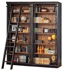 Toulouse Metal Ladder traditional-bookcases