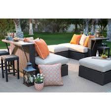Sunbrella Cushions Conversation Patio Sets