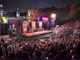 Delacorte Theater Seating Chart Central Park Complete Guide To Shakespeare In The Park In Nyc For 2019