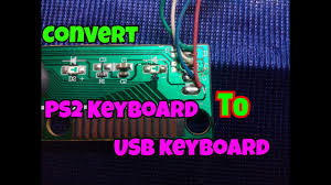 how to convert ps2 keyboard to usb keyboard ps2 to usb simple how to convert ps2 keyboard to usb keyboard ps2 to usb simple process easy way