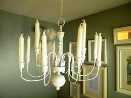 outdoor chandelier diy with solar lights