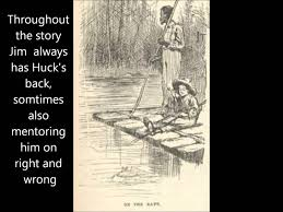 racism in huckleberry finn