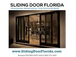sliding glass door repair replacement for in margate florida