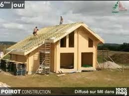 construction d une maison bois en kit you дом
