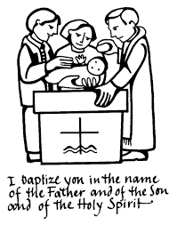 Small Picture Baptism Colouring Sheets Within Coloring Pages glumme