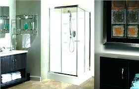 shower replacement cost bathroom shower stall replacement cost mobile home doors enclosures mo shower valve replacement