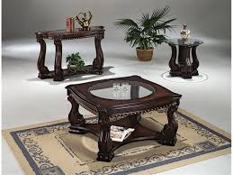 Square Coffee Table Set Furniture Oval Coffee Table Sets Target Living Room Tables