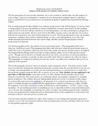 Resume Personal Background Sample Beautiful Personal Statement