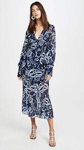 Discretion Midi Dress