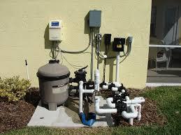 i run my above ground pool pump