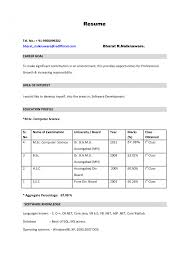 Build Good Resume Free Simple For Australia Quick Building Resumes