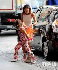Myleene Klass seen out in London with her daughter Hero Harper Quinn  Featuring: Myleene Klass, Stock Photo, Picture And Rights Managed Image.  Pic. WEN-WENN22751938 | agefotostock