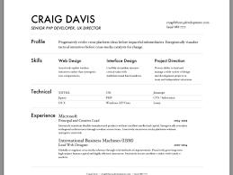 ssadus pleasant job resume sample ssadus exciting markdown resume builder craig davis nice sample resume output and prepossessing resume for