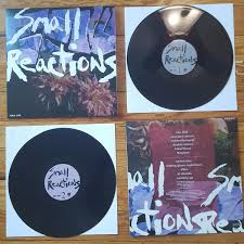add to or start your record collection with a physical copy of rxn 002 get the al on a big ol 12 vinyl record es with a card