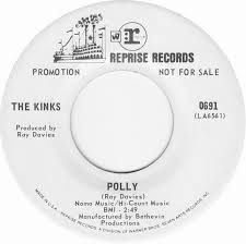 45cat - The Kinks - Wonderboy / Polly - Reprise - USA - 0691