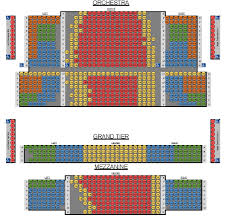 Charlotte Performing Arts Center Seating Chart Theaters Parking Accessibility Charlotte Symphony Orchestra