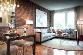 brick wall living room living room exposed brick wall brick wallpaper feature wall living room