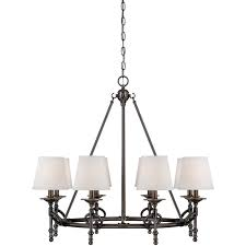 1 4158 8 187 savoy house brian thomas foxcroft 8 light chandelier with brushed pewter finish