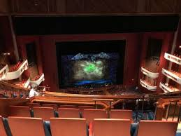 Au Rene Theatre At The Broward Center Section Ballc