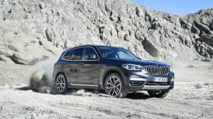 BMW Convertible bmw x3 four wheel drive : 2018 BMW X3 xDrive 30i: Here's what you need to know