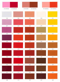 Industrial Paint Colour Chart Ameron Paint Colors