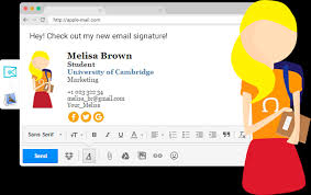 Free Email Signatures Templates Clipart Images Gallery For