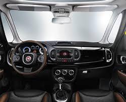 fiat 500l interior automatic. 500l trekking trim levels interiors fiat 500l interior automatic