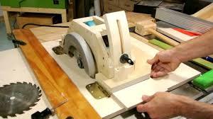 circular saw table mount. circular saw table mount