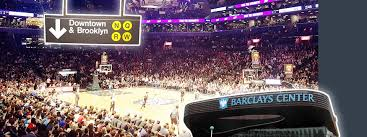 Barclays Center A Visitor Guide For Your Brooklyn Nets Or