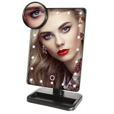 Wholesale Cheap Theatrical Vanity Girl Hollywood Led Makeup