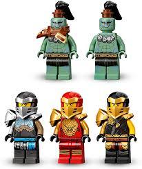 LEGO Ninjago 71720 Feuer-Stein-Mech [neu]