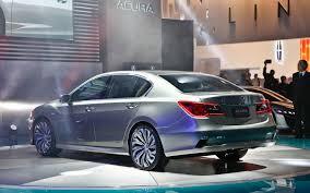 First Look: 2013 Acura RLX Concept - Automobile Magazine