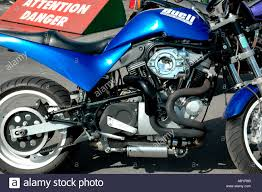 blue buell motorcycle harley davidson motor made in usa stock