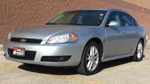 2012 Chevrolet Impala LTZ - Remote Start, Alloys, Sunroof, Leather ...