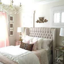 Download Pink Gold Bedroom Ideas New De Decor For Home Interior With ...