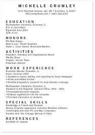 Registrar Resume Sample Resume Example For Students Intended For Job