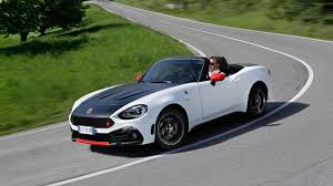 fiat abarth spider 2016. abarth 124 spider 2016 review fiat