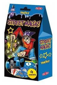 <b>Набор</b> для <b>фокусов TACTIC</b> Уличная магия. Голубой — купить по ...
