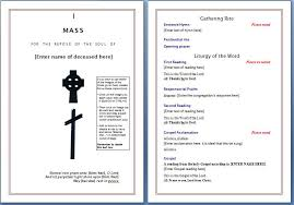 How To Create An Event Program Booklet Designing Event Program Template 1781