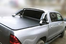 Fenza Roll Bar with Tonneau Cover Support for 2012-2019 Mazda BT-50 ...