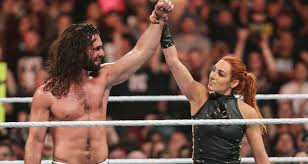 Both of them shared the news. The Man Becky Lynch And Seth Rollins Welcome A New Baby Girl The Illuminerdi