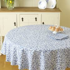wipeable table cloths great modern fl round tablecloth house decor 90 inch round