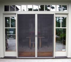 double storm doors. Do You Have A French Door Or Garden That Has No Screens Only Screen On One Side? Would Like To Open Both Of Your Doors And Not Double Storm