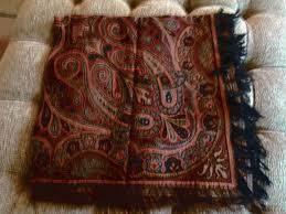 paisley furniture. english paisley furniture scarf e