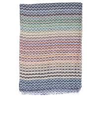 missoni throw blanket simone color  – stefano store