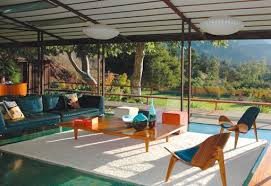 1950S Interior Design Awesome R Walker MidCentury Modern Interior Design Vintage Architecture