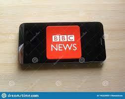 BBC News app editorial image. Image of digital, media - 146323850